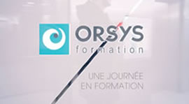 video presentation centre orsys BRUXELLES