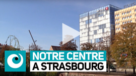 video presentation centre orsys STRASBOURG