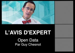 Avis d'expert open data