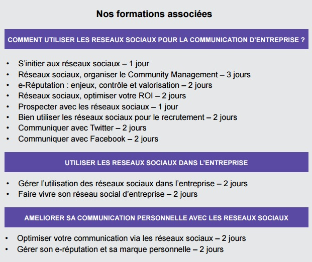 formations orsys rs